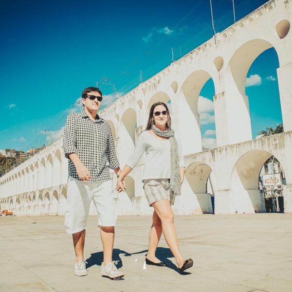 Fernanda e Rafael